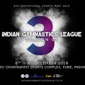 Indian Gymnastics League – Season 3